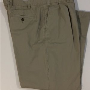 Other - Eddie Bauer men's size W40 L 30 flannel lined